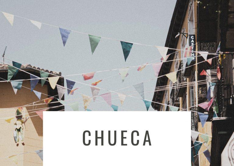 Chueca. Tatualia Chueca Blog