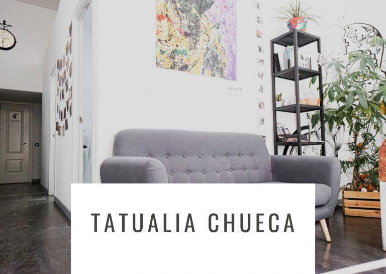 Tatualia Chueca. Blog